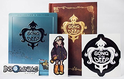 Song Of The Deep - Collector's Edition - Xbox One