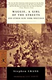 This harrowing tale of a young girl in the slums is a searing portrayal of turn-of-the-century New York, and Stephen Crane's most innovative work. Published in 1893, when the author was just twenty-one, it broke new ground with its vivid characters, ...