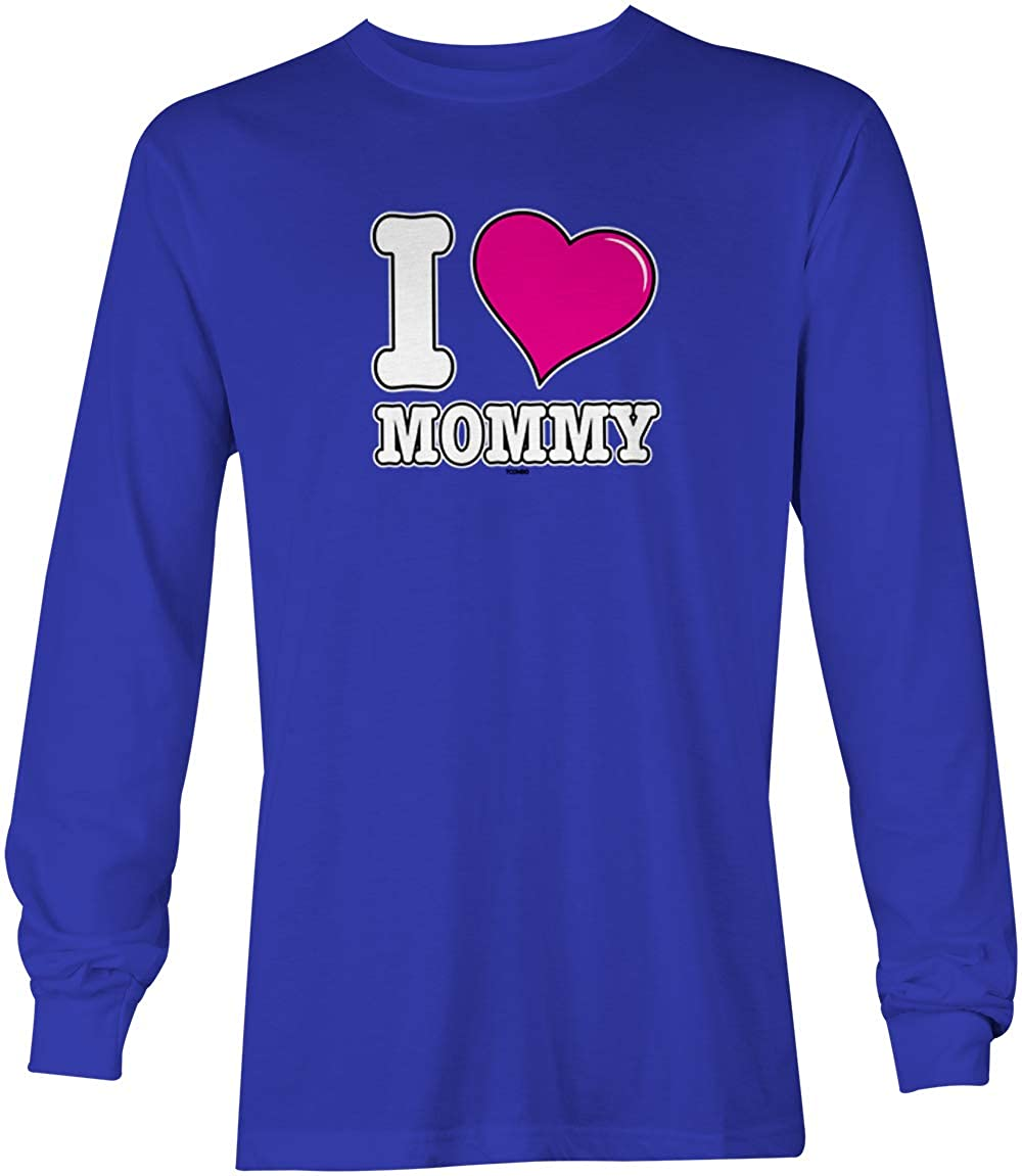 I Love Mommy Mother S Day Mom Shirt 1942