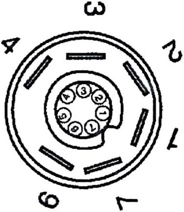 Wamo Druckschalter Rundumkennleuchte 12v Kontrolle Auto