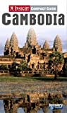 Front cover for the book Cambodia Insight Compact Guide by Andrew Forbes