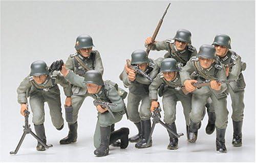 Tamiya 35030 Infanterie German Assault Troops 1:35