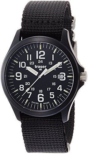 traser Watch Officer Pro Military 9031573 Men's