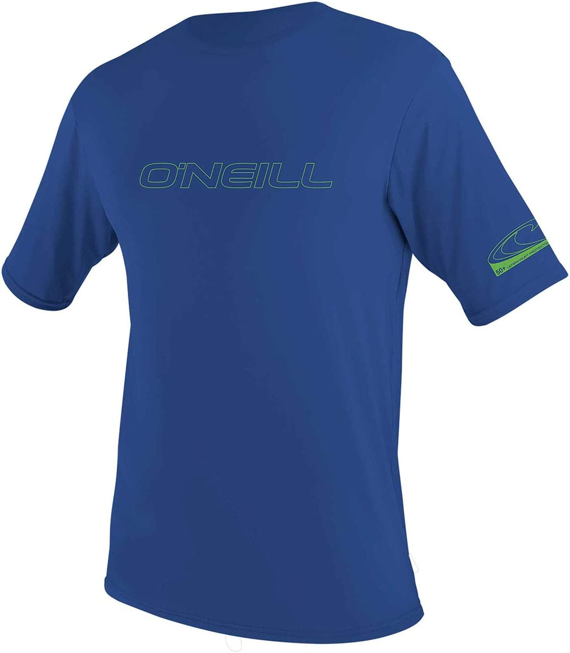 O'Neill Wetsuits Kids' O'neill Youth Basic Skins UPF 50+ Short Sleeve Rash Guard