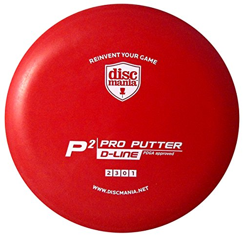 Discmania D-Line P2 Disc Golf Putter 173-175g