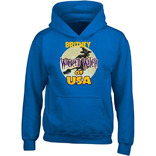 Halloween Costume Britney Wicked Witch Of Usa Great Personalized Gift - Adult Hoodie