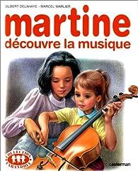 Martine, tome 35 : Martine découvre la musique par Gilbert Delahaye