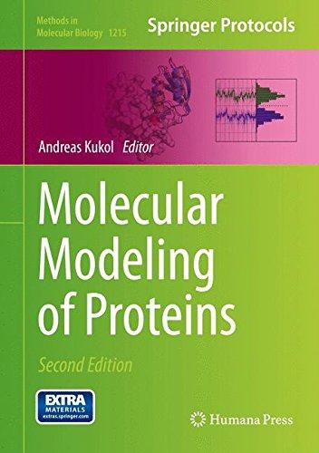 Molecular Modeling of Proteins (Methods in Molecular Biology)