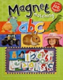Magnet Matching ABC, Sarah Phillips, 1846101212