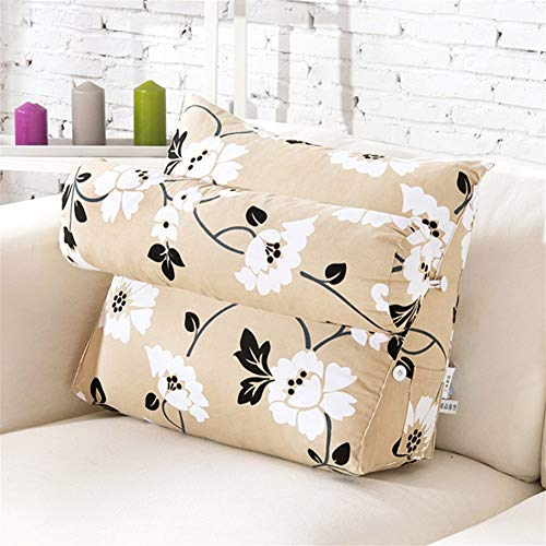 Wedge Bed BackrestOffice Chair Pillow Adjustable Rest Neck Bed CushionColor8Size Thick Pillow Pillow Cushion Pillow Sofa YbWIeEDH29