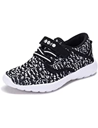 Toddler Kid's Lightweight Sneakers Boys and Girls Cute...