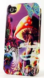 Magic Mushroom Kingdom Dimensional Case Fits iPhone 5c by icecream design
