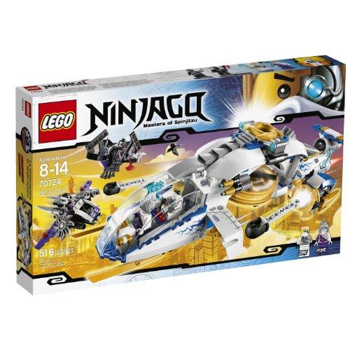 Helicopter Battle Laser (LEGO Ninjago 70724 NinjaCopter Toy)