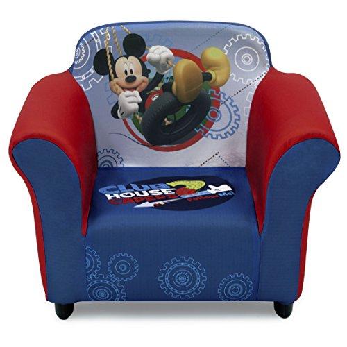 Delta Children Plastic Upholstered Disney