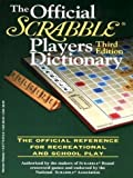 The Official Scrabble Players Dictionary, Merriam-Webster, Inc. Staff, 0786247738