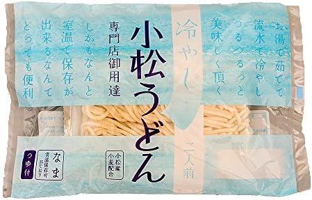 中石食品工業 小松うどん 生冷やし(常温)