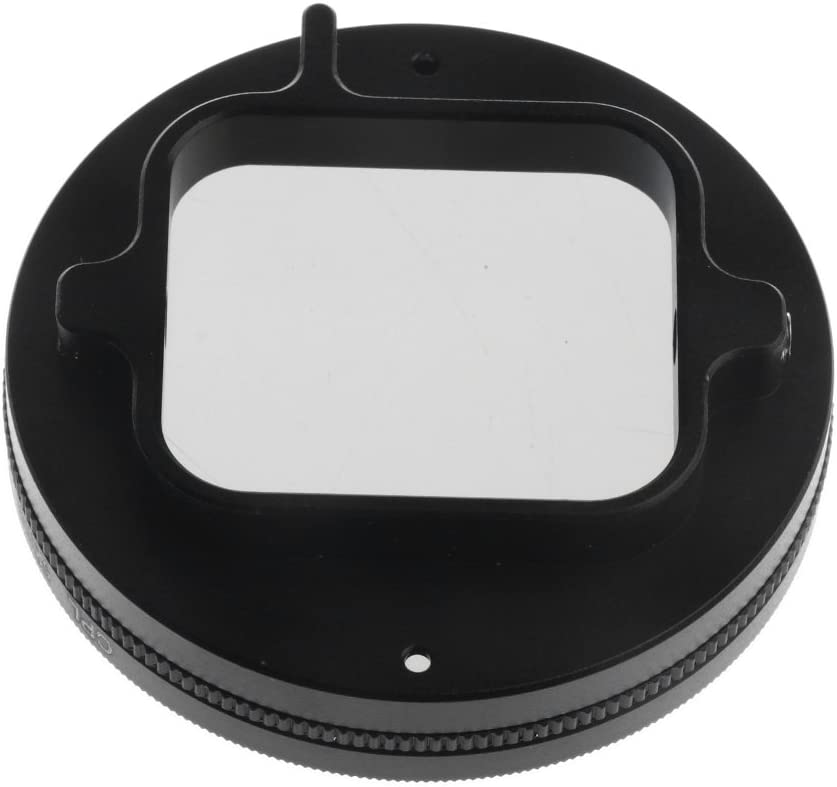 52mm CPL Filter Protector+Lens Cap Cover+Adapter Ring Mount for Hero 5