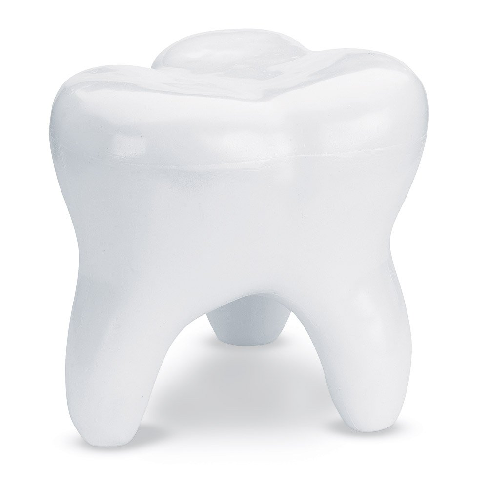 SmileMakers Tooth Shaped Stool by SmileMakers