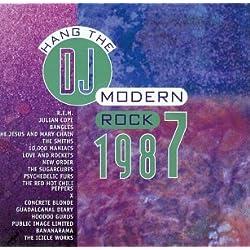 Modern Rock 1987