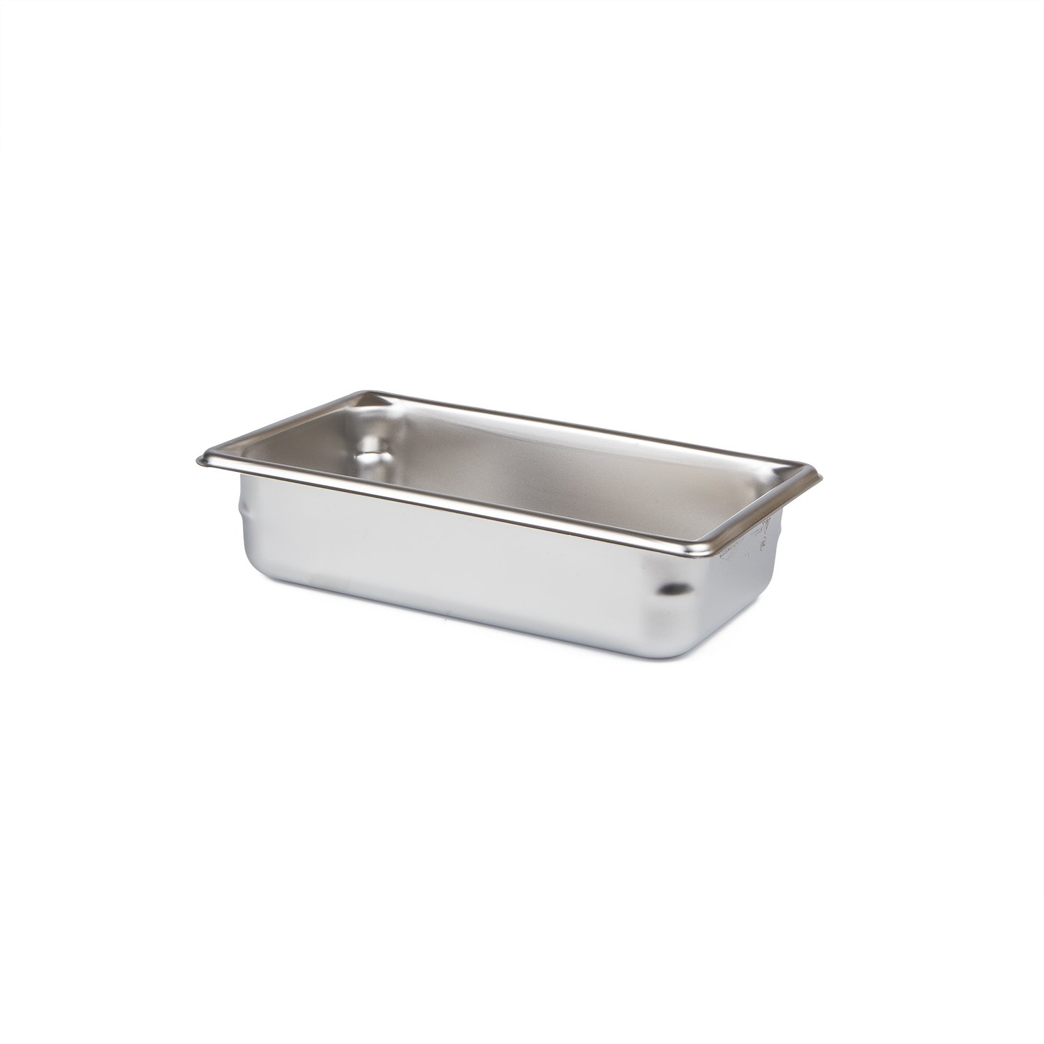 Medegen Medical Products 30422 Tray, Standard Gauge, 1/4'', 6-3/8'' x 10-3/8'' x 2-1/2'', Stainless Steel