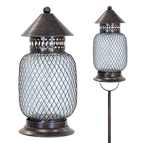 Outdoor Lantern String Lights Bronze in Florida - 8