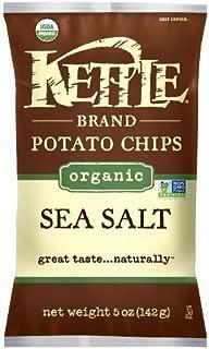 product image for Kettle Foods Chip Potato Sea Salt Org