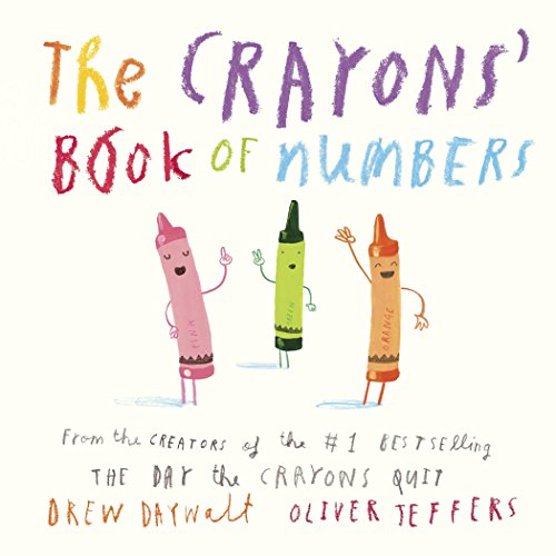 The Crayons' Book of Numbers (Crayon Counting Book)