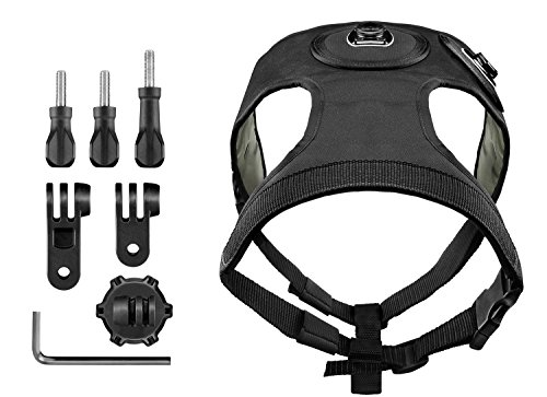 Garmin 010-12256-25 Dog Harness, Long for Virb X & XE by Garmin