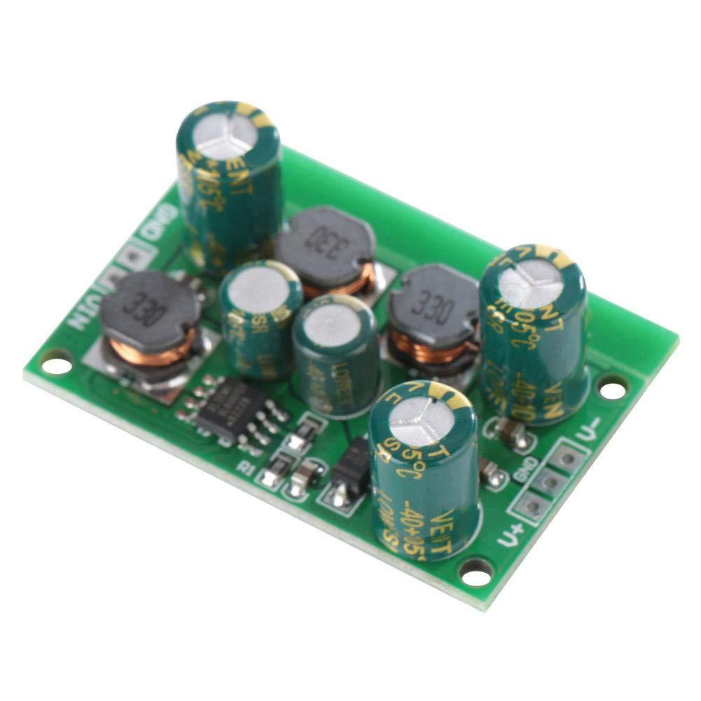 Output/±15VDC DC-DC Positive /& Negative Voltage Regulator Boost Converter Boost-Buck Converter Voltage Output /±5V 6V 9V 10V 12V 15V 18V 24V