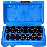 Bolt Extractor Tool Set Easy Out ImpactNut Remover
