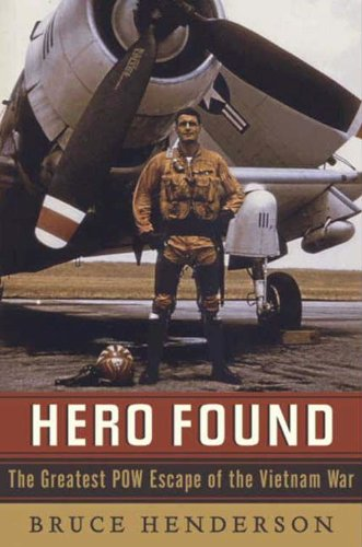 Hero Found Greatest Escape Vietnam ebook product image