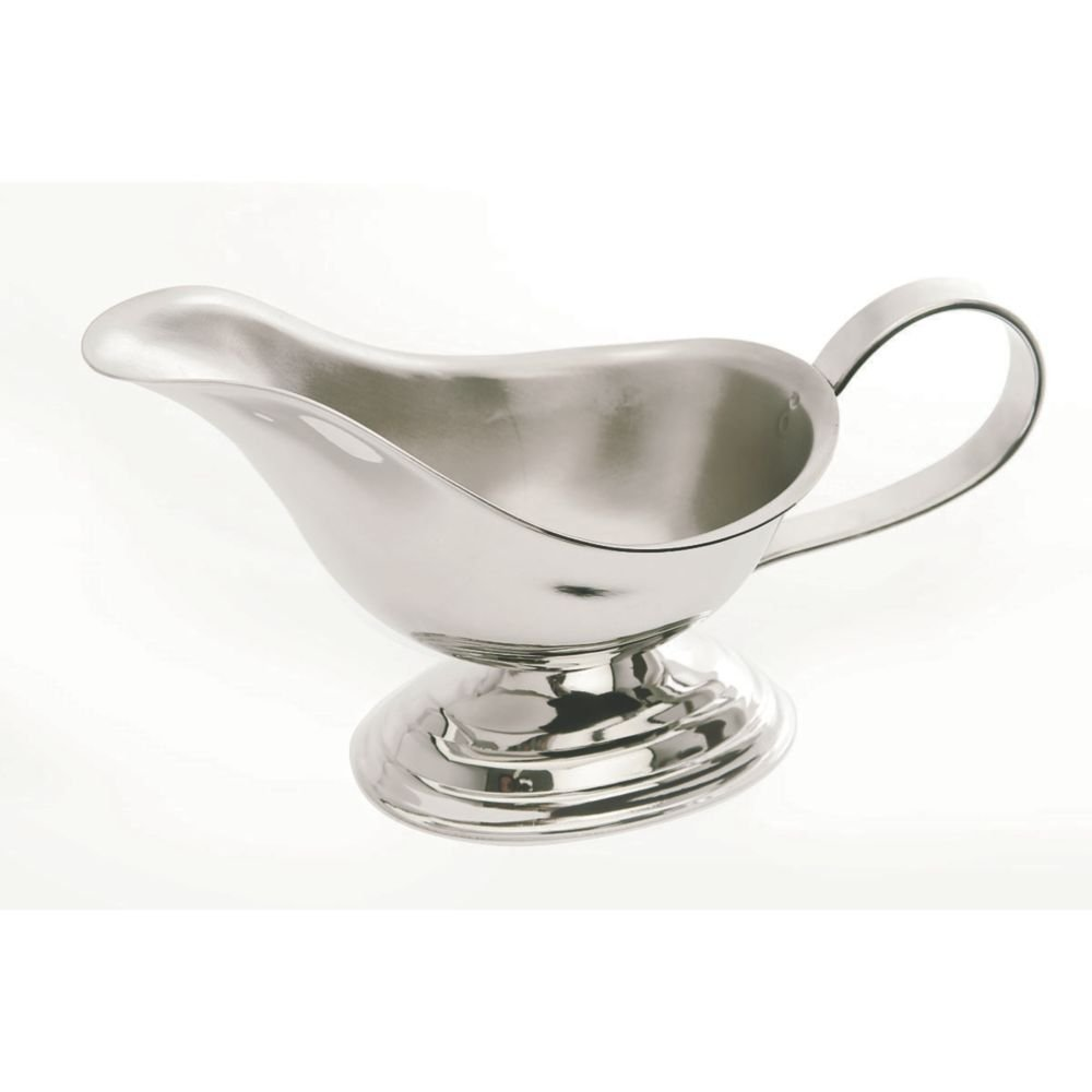 Eastern Tabletop 7681 8-Ounce Stainless Steel Gravy by Eastern Tabletop (Image #1)