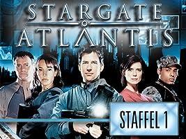 Stargate Atlantis - Staffel 1 [dt./OV]