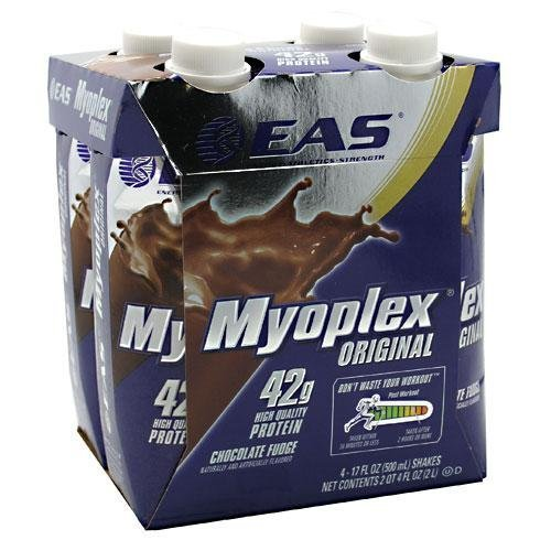 Myoplex Original Nutrition Shake Chocolate