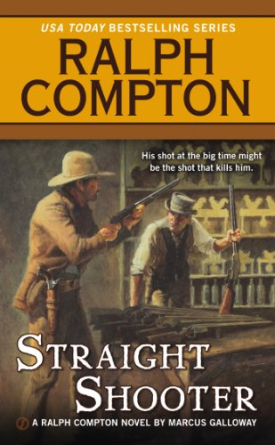 book cover of Straight Shooter