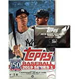 2019 Topps Series 1 MLB Baseball HOBBY box (24 pk, ONE Memorabilia or Autograph card & ONE bonus pk)