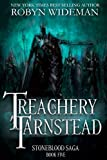 #4: Treachery in Tarnstead (Stoneblood Saga Book 5)