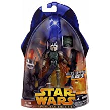 Star Wars Episode III Revenge of the Sith Figure AT-RT Driver #54