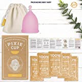 Pixie Menstrual Cup - Most Comfortable Authentic