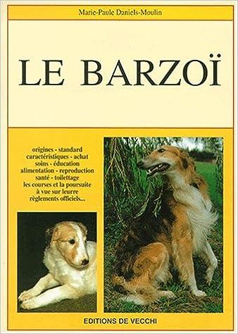 Livre gratuits Le Barzoi pdf