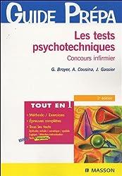 Les tests psychotechniques : Concours infirmier