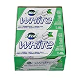 Excel White Sugar-Free Gum, Spearmint, 12 Count