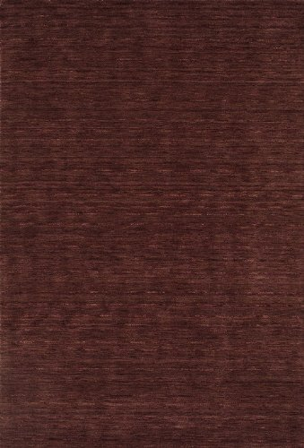 Dalyn Plum (Dalyn Contemporary Rectangle Area Rug 5'x7'6