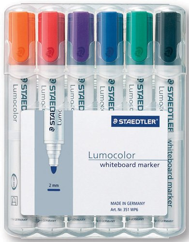 Amazon.com : STAEDTLER Lumocolor Whiteboard Marker Promo ...