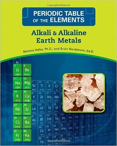 Alkali alkaline earth metals periodic table of the elements 1 alkali alkaline earth metals periodic table of the elements 1 monica halka brian nordstrom amazon urtaz Images
