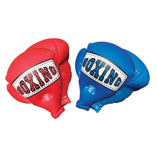 Inflatable Punching Gloves (BANZAI Kids Inflatable Mega Boxing)