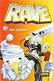 Rave 4 (Rave Master) (Spanish Edition)