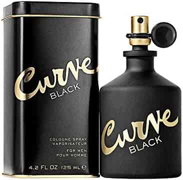 Curve Black for MenCologne Spray, 4.2 Fl. Oz.
