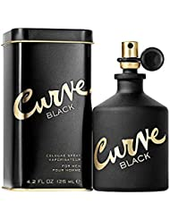 Curve Black for Men Cologne Spray, 4.2 Fl. Oz.