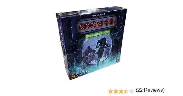 Matagot Room 25 Nueva edición - Juego: Amazon.es: Juguetes y juegos